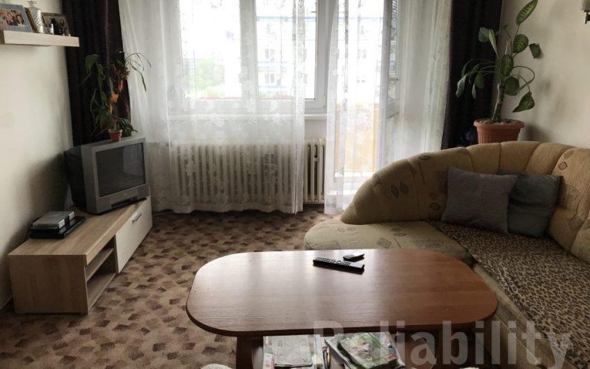 Prodej bytu 3+1 s balkonem, 64m2
