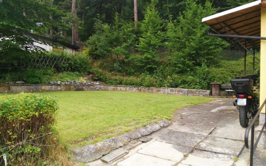 Prodej chaty se zahradou